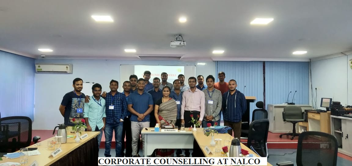 CORPORATE COUNSELLING AT NALCO