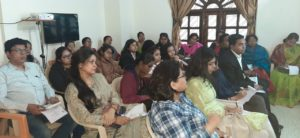 DOYEN OF INDIAN COUNSELLING FIRST TIME IN ODISHA  AT MANAM FOUNDATION